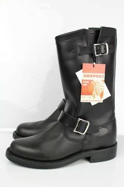 """Chippewa Women's Raynard 11"""" Harness Motorcycle Boots Size 7"""