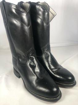 Durango Women's Size 5.5 Motorcycle Riding Boots RD860 Black
